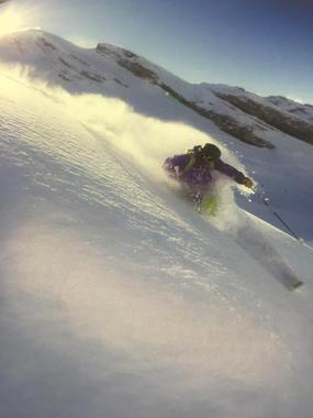 Freeriding lessons private - Fulpmes & Serlesbahnen Mieders