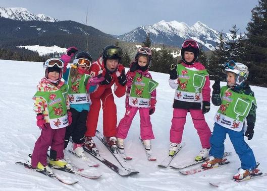 Ski Lessons for Kids (6-13 years) - Beginners