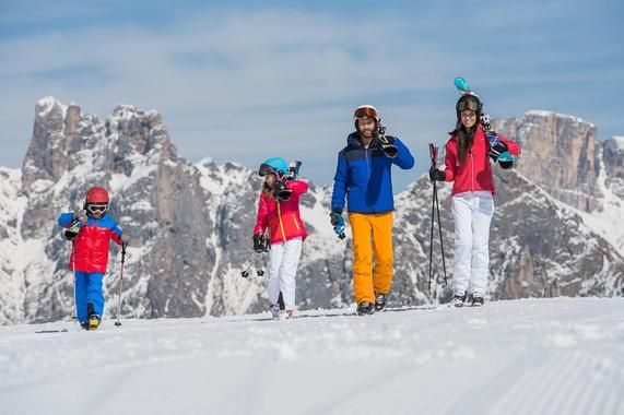 Ski Instructor Private for Families - 5 Days