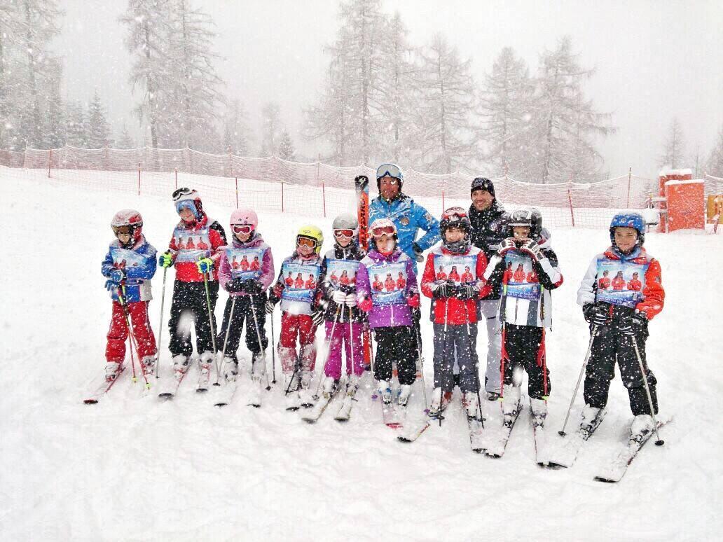 Ski Lessons for Kids (6-14 years) - Low Season - Beginner