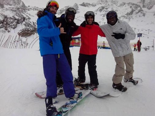 Snowboard Instructor Private- Fulpmes & Serlesbahnen Mieders
