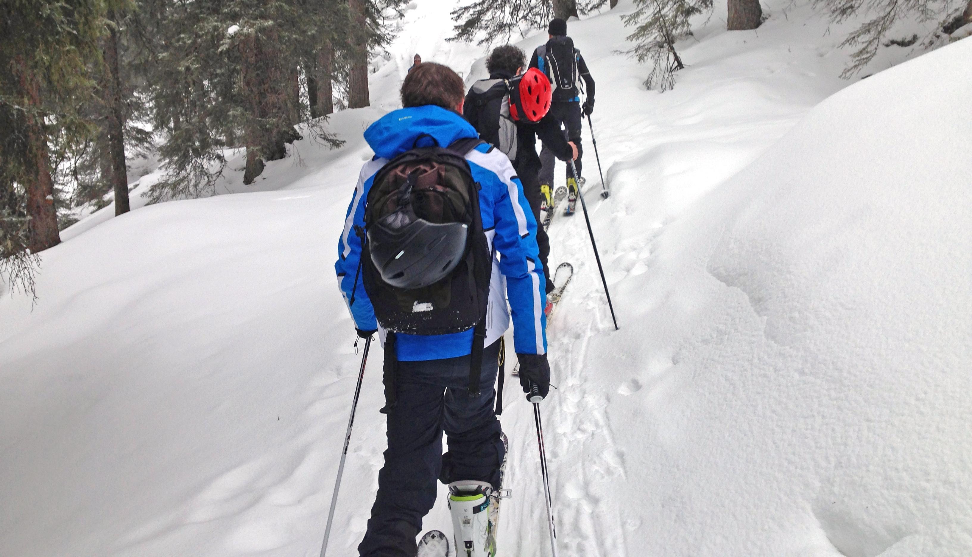 Ski Touring all Levels