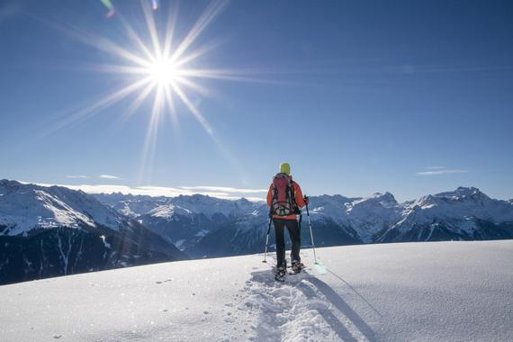 Snowshoeing Private - All Levels