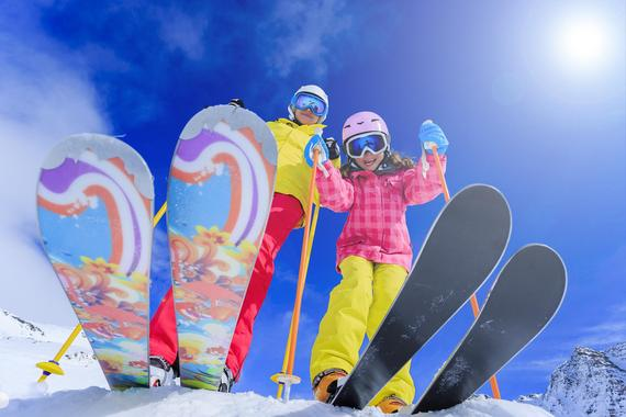 Ski Instructor Private for Kids (7 years up)