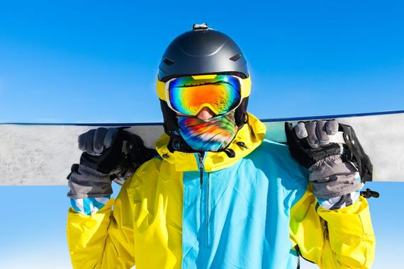 Snowboard Lessons for Kids (8-14 years) - Beginners