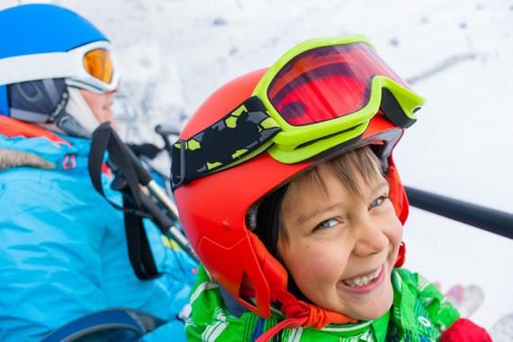 Snowboarding Lessons for Kids (from 7 years) - Beginners