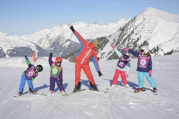 Ski Lessons for Kids (5-12 years) - Low Season - All Levels