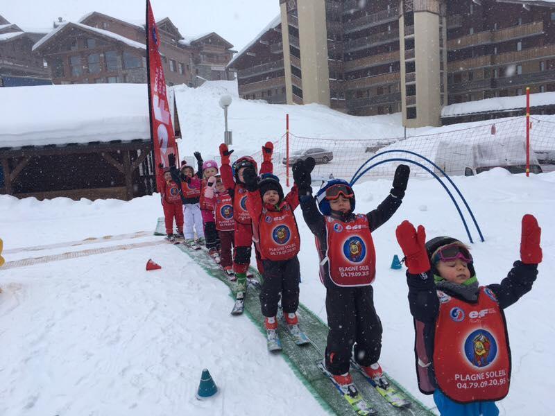 Ski-Trial Lesson