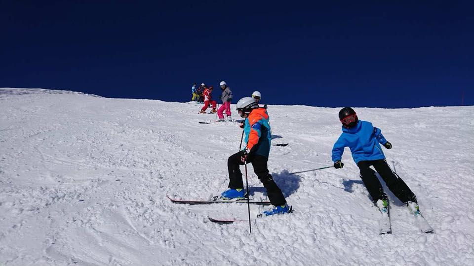 Ski Lessons for Teens (13-18 years) - Low Season