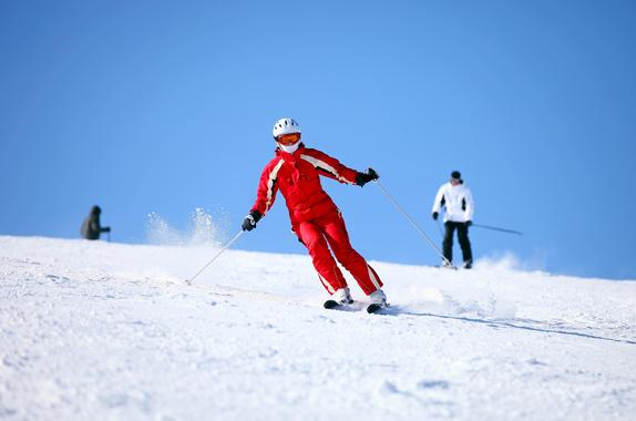 Ski Instructor Private for Adults - Holiday - First Timer
