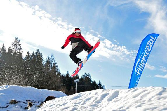 Snowboard Lessons for Kids & Adults (11+ years) - Advanced