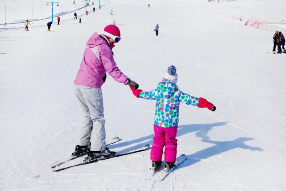 Ski Lessons for Kids (4-14 years) - With Experience