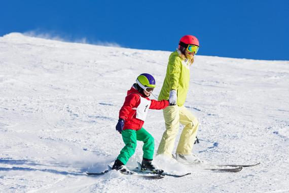 Ski Instructor Private for Kids - Holiday - First Timer