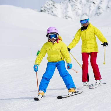 Ski Instructor Private for Kids - Holiday - Non First Timer
