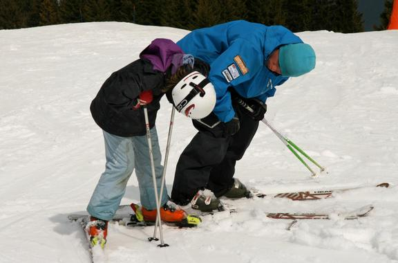 Ski Instructor Private for Kids - Chamonix - All Ages