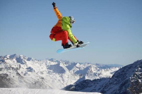 Snowboarding Lessons - Advanced