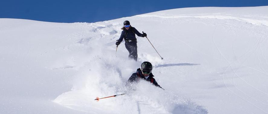 Freeriding Private for Adults ? All Levels