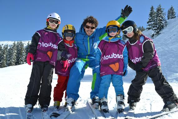 Ski Lessons Kids (6-12 years) - All Levels