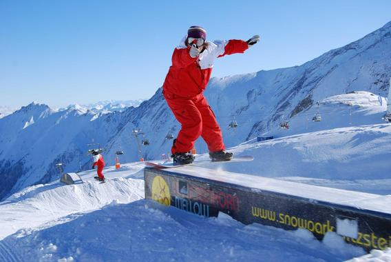 Snowboard Lessons for Adults - Advanced