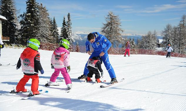 Ski Lessons - Trial Day