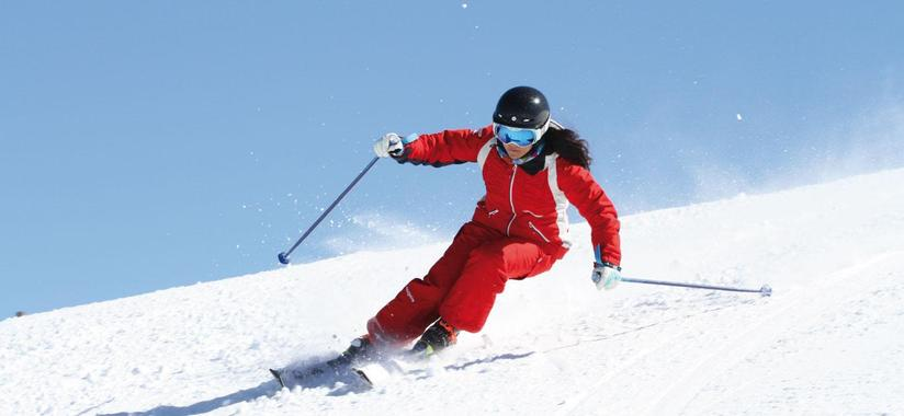 Ski Lessons for Teens & Adults - Afternoon - Advanced