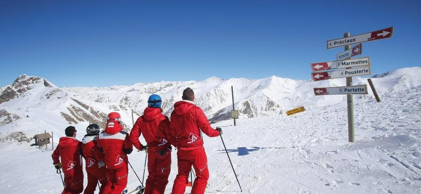 Ski Lessons for Teens & Adults - Afternoon - Beginners