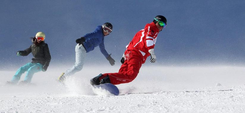 Snowboard Lessons for Kids & Adults - Afternoon - All Levels