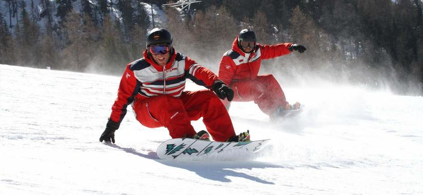 Snowboard Instructor Private - Low Season