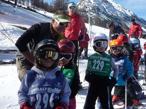 Ski Lessons for Kids (6-13 years) - 2h/day - February