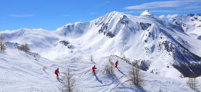 Freeriding Private - Low Season - All Levels and Ages