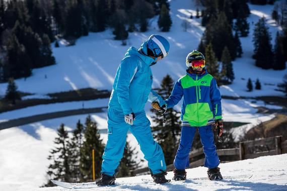 Snowboard Lessons for Kids & Adults - Low Season - Beginner