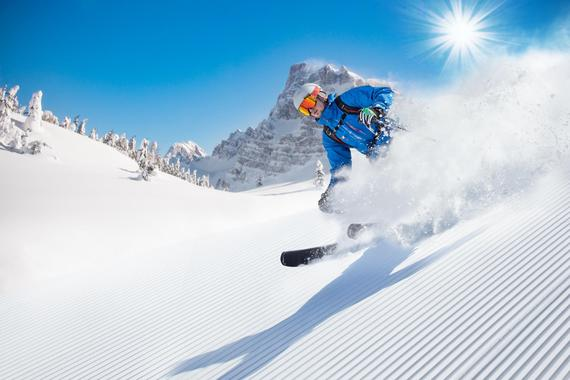 Skiing Private Instructor