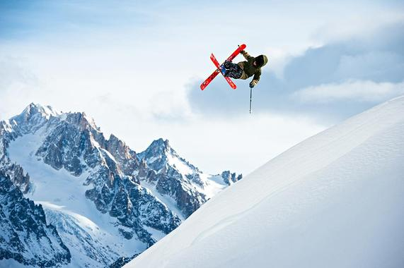 Freeriding Private for Adults - Advanced