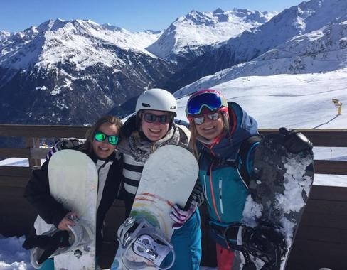 Snowboard Instructor Private Adults - All Levels