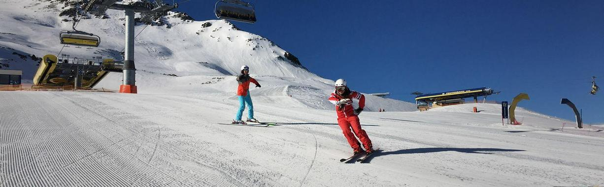 Ski Instructor Private for Adults in Nauders