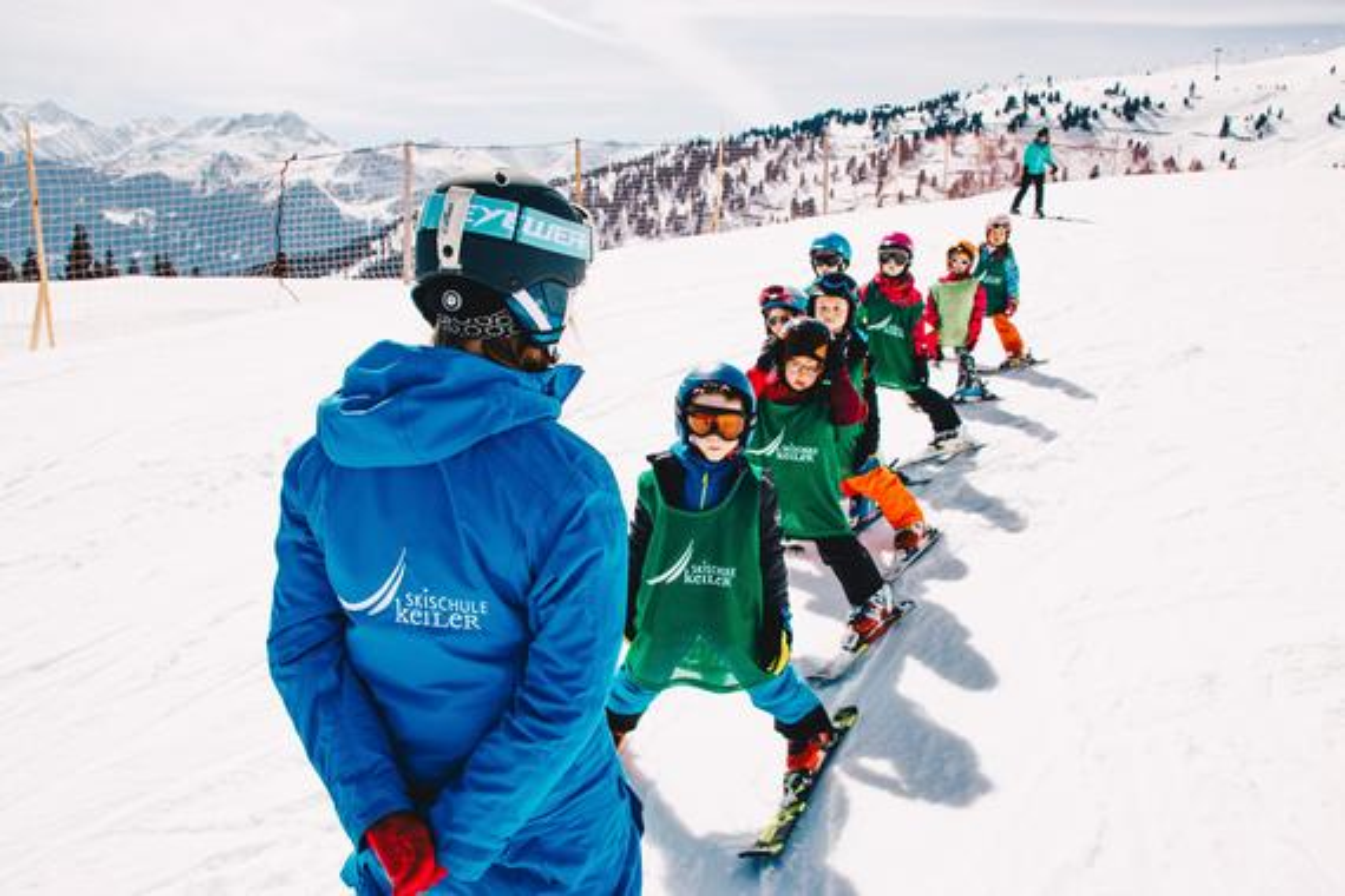 Ski Lessons for Kids (from 4 years) - Beginner