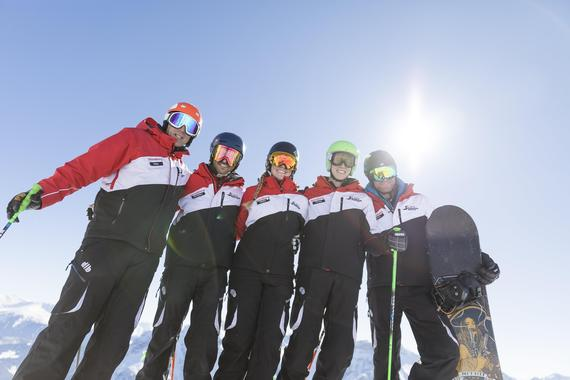 Skiing Beginner Course for Adults