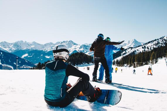 Snowboard Instructor Private for Kids & Adults