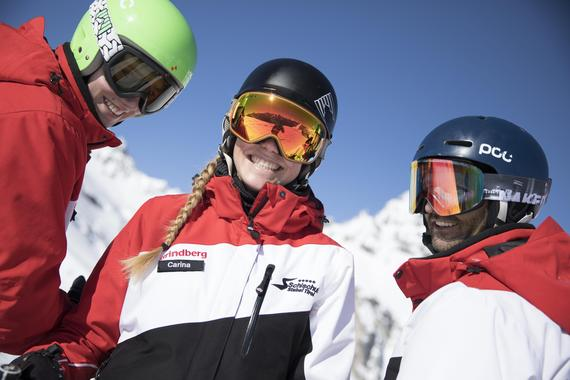 Snowboard Group Course for Beginners (from 9 years)