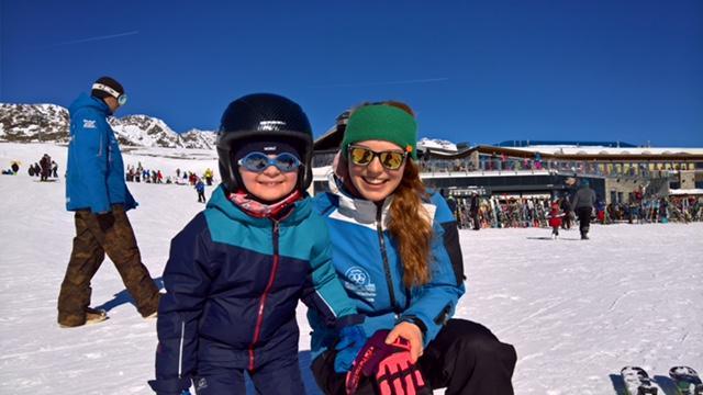 Ski private lesson for kids - Fulpmes & Serlesbahnen Mieders
