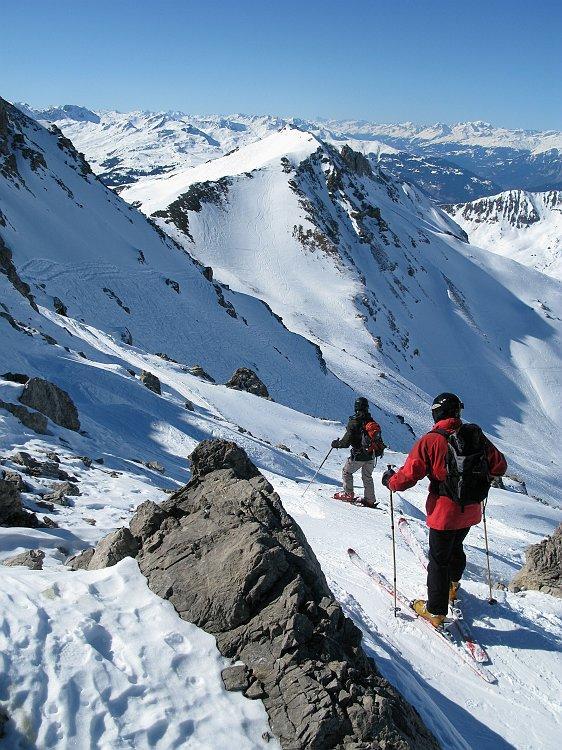 Freeride Davos-Klosters