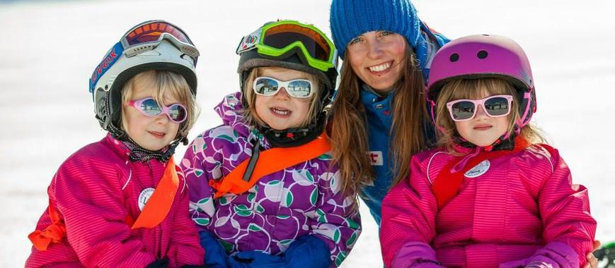Ski Lessons ?Bambini? (3-5 years) - Beginner