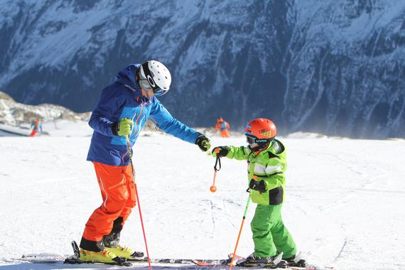 Ski Instructor Private for Kids in Obergurgl-Hochgurgl