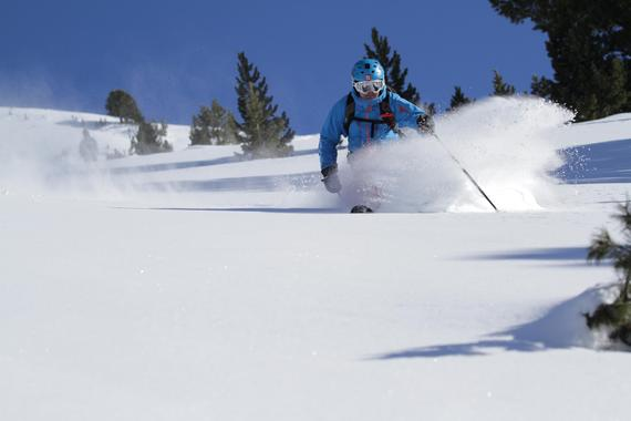 Freeriding/Deep-snow Skiing Private for Adults ? All Levels