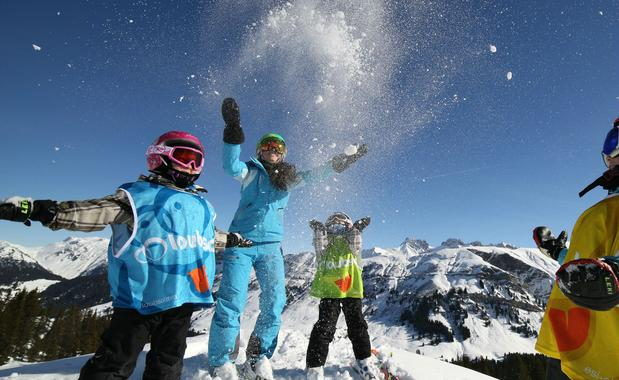 Ski Lessons for Kids (6-13 years) - High Season - Beginner
