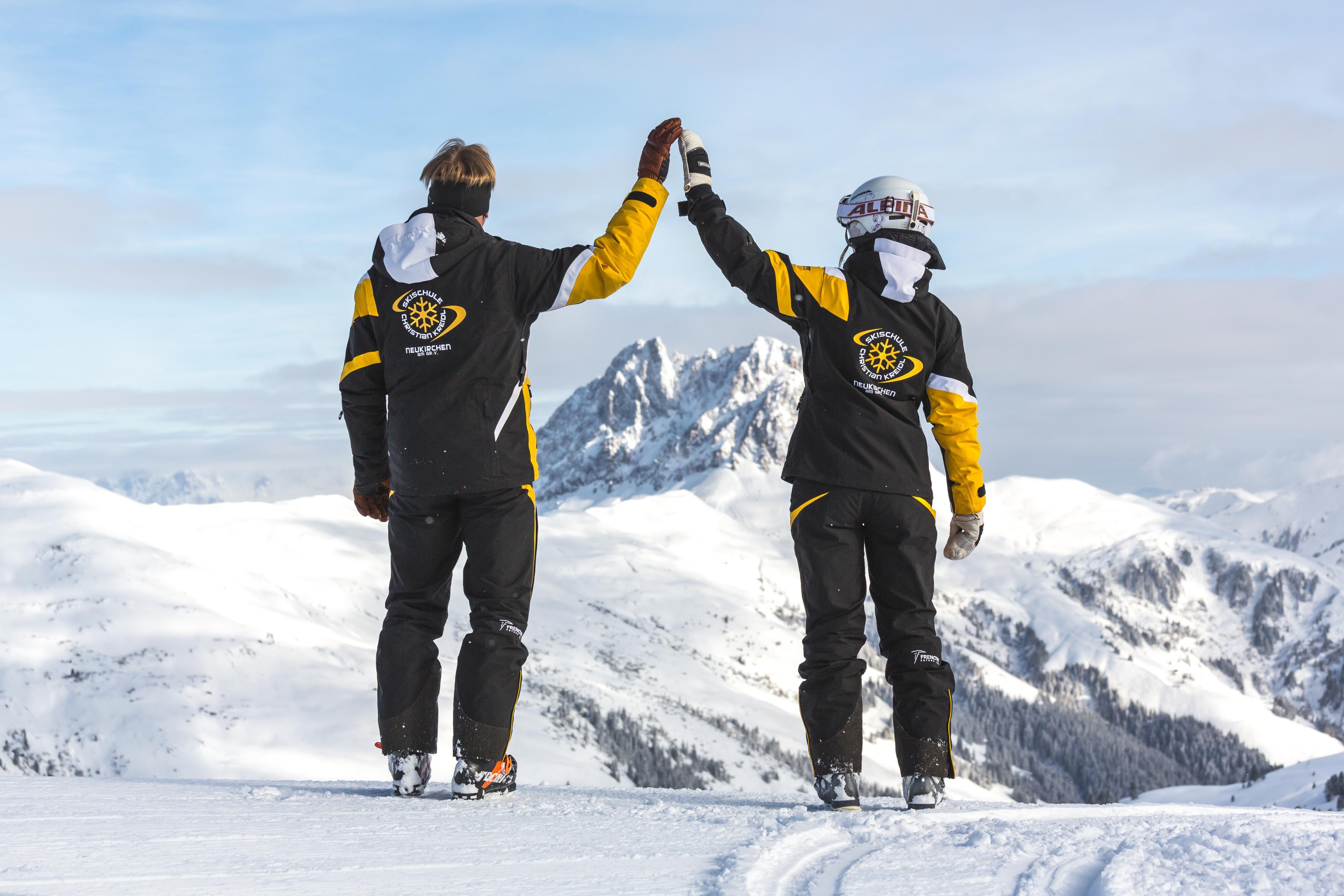 Ski Lessons for Kids (3-14 years) - Beginner