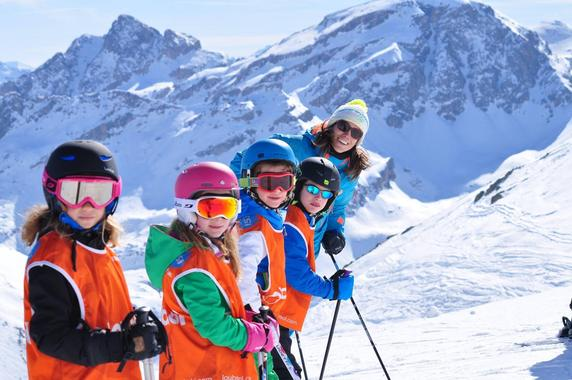 Ski Lessons for Kids (6-12 years) - All Levels