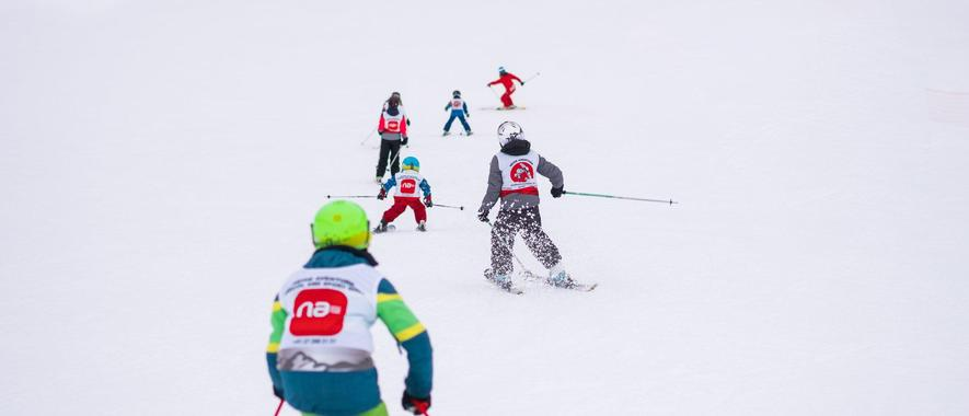 Ski Instructor Private for Small Kids - low season