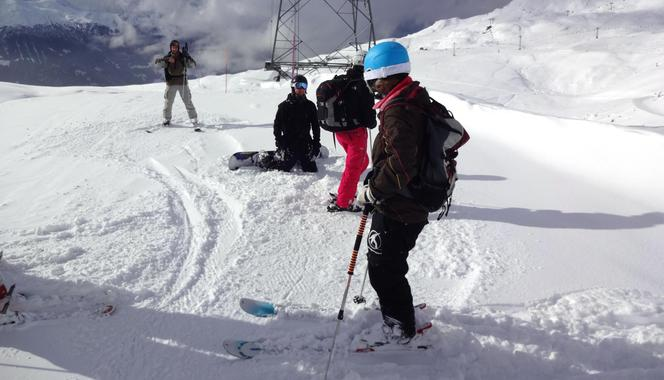 Ski Tuition for Adults