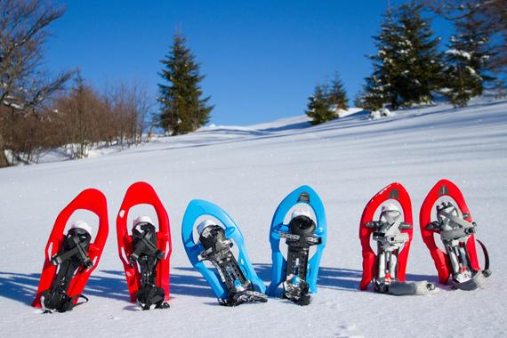 Snowshoeing Private - All Ages & Levels